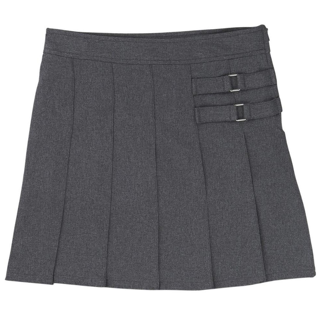 FRENCH TOAST Girl/'s Two Tab Pleated Uniform Scooter Skirt SX9103 NWT