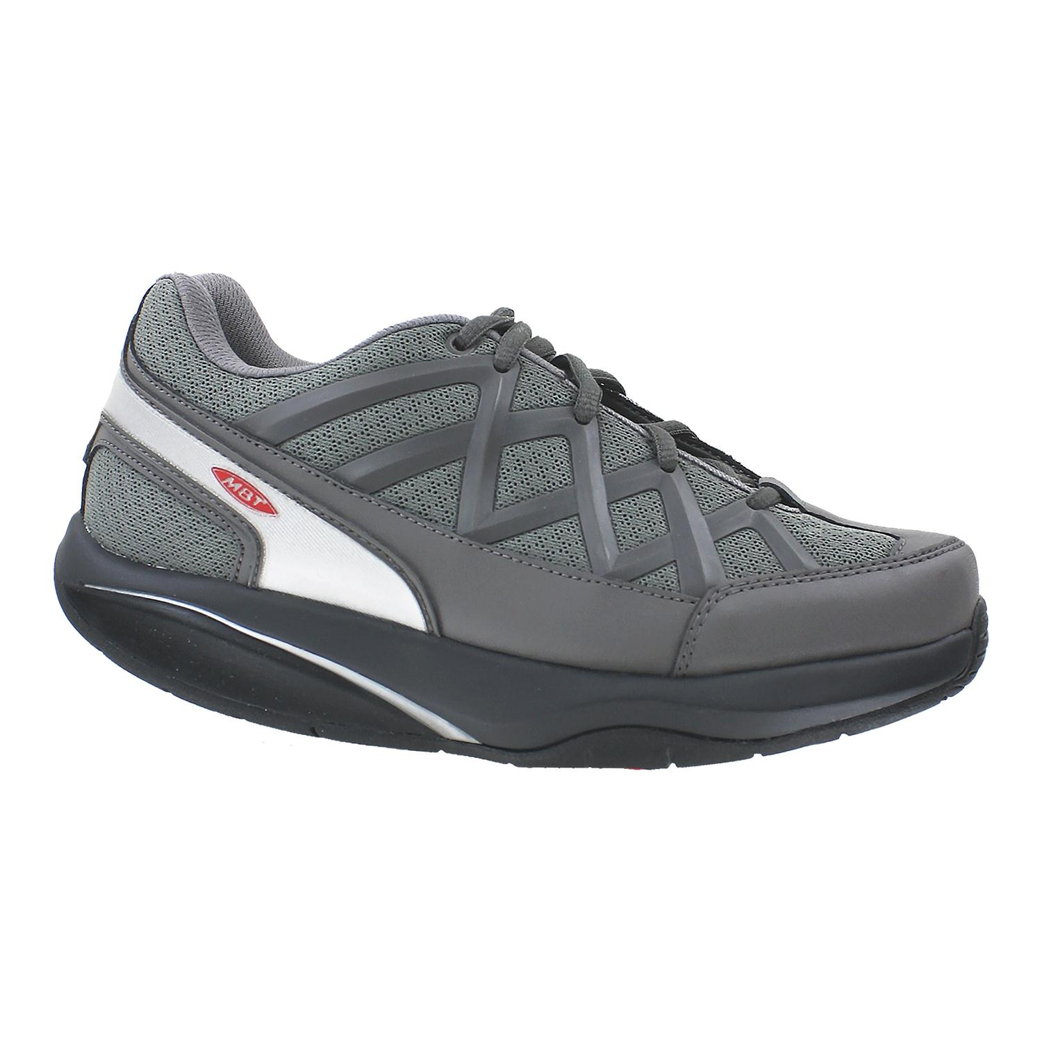 mbt s sport 3 leather mesh walking shoes 400335 184