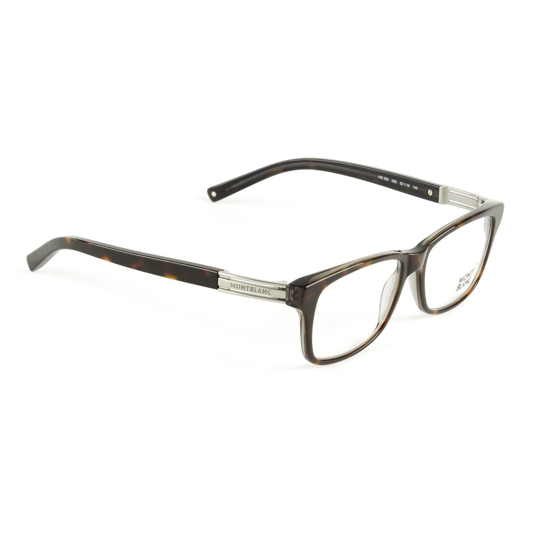 Eyeglasses Frames Wayfarer : Montblanc Wayfarer Eyeglass Frames 52mm MB383 NEW eBay