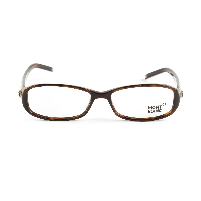 Eyeglass Frames Rectangular : Montblanc Rectangular Eyeglass Frames 54mm MB343 NEW
