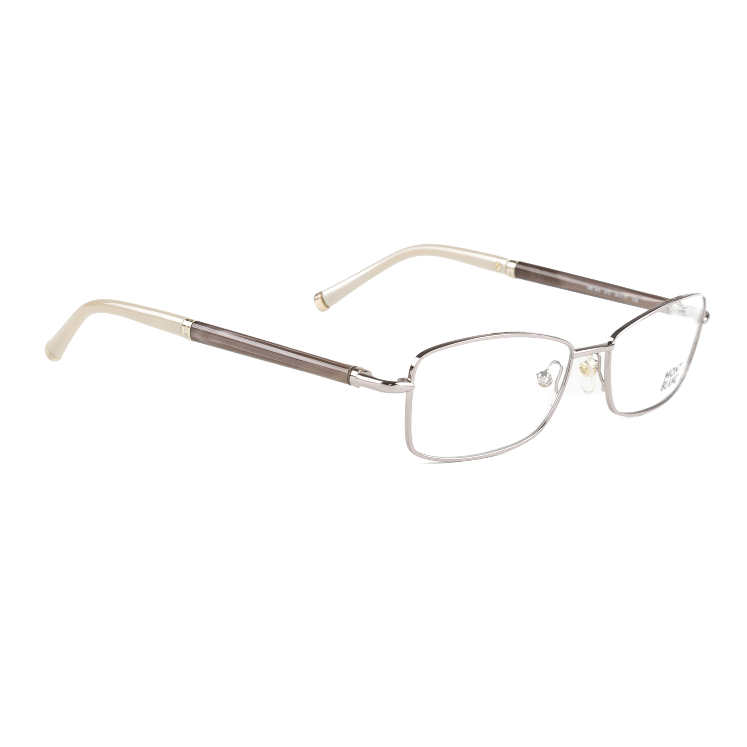 Montblanc Rectangular Eyeglass Frames 54mm MB345 NEW eBay