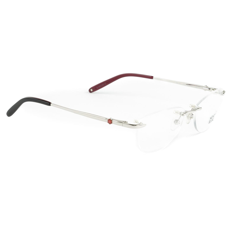 Montblanc sin montura marcos de anteojos 56 mm MB377 Nuevo | eBay
