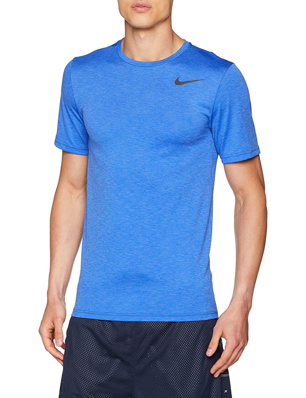 Nike Men/'s Dri-Fit Short Sleeve Training Top 832835 $35 NEW