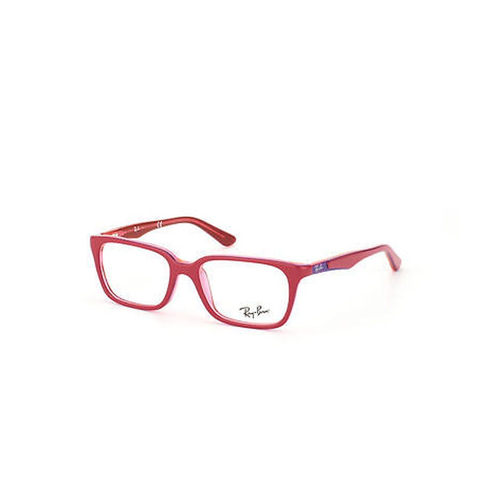 Ray-Ban Kids Rectangular Acetate Eyeglass Frames RB1532 ...