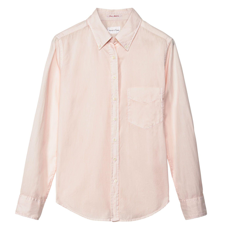 GANT Rugger Women/'s Luxe Madras Shirt 450881 $135 NWT