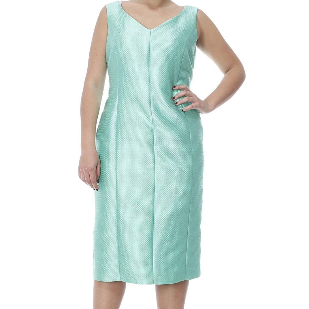 MARINA RINALDI Women/'s Blue Dalila Asymmetric A-Line Dress $850 NWT