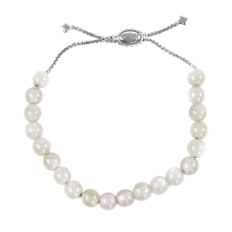 DAVID YURMAN Women/'s Black Onyx Spiritual Bead Bracelet $395 NEW