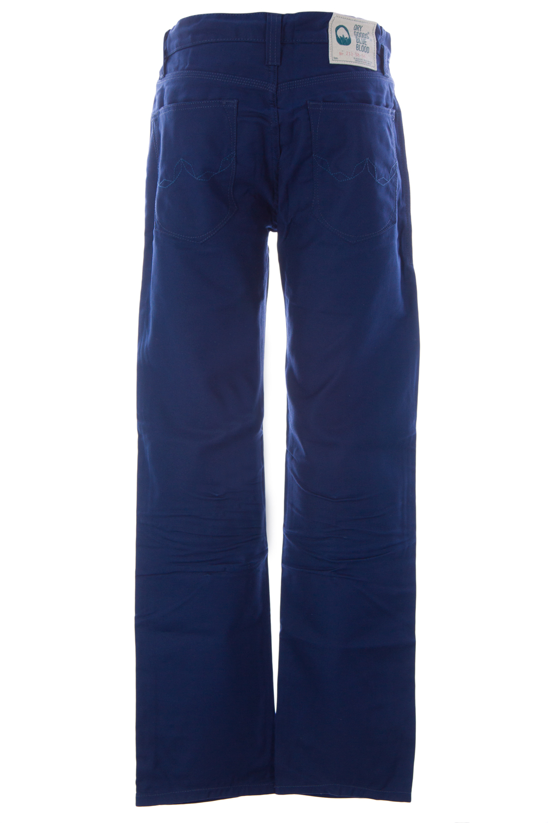 Blue Blood Men/'s Cross CT Denim Button Fly Jeans MBLW0640 $250 NWT
