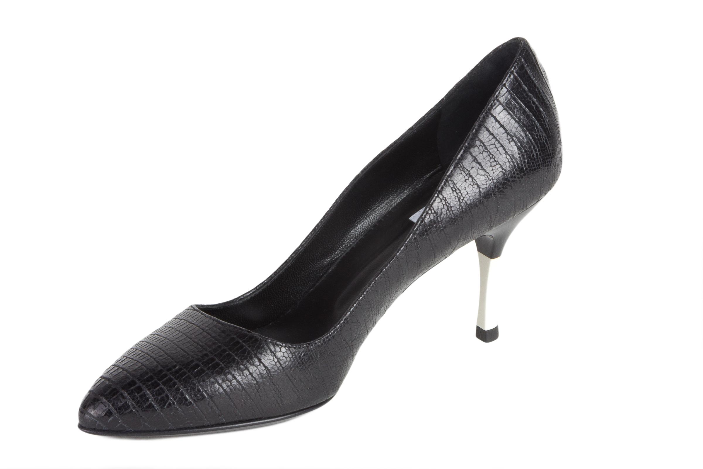 MaxMara Leather Embossed Pumps fashion Style online OpFeKS