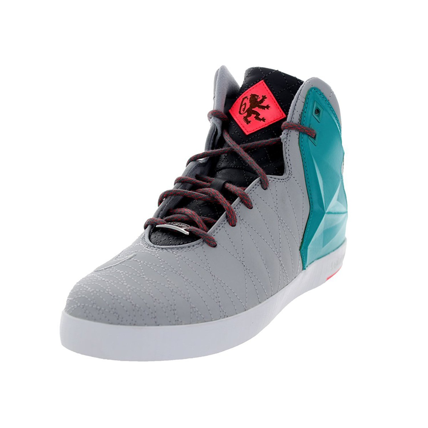 050028afc392 Details about NIKE Men s Grey Lebron XI NSW Lifestyle Sneakers 616766  130  NWOB
