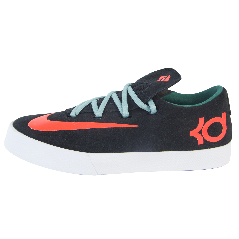 2b2c48577a6 NIKE Big Kids Black   Hyper Crimson KD VULC Sneakers 642085 Sz 6Y  70 NWOB