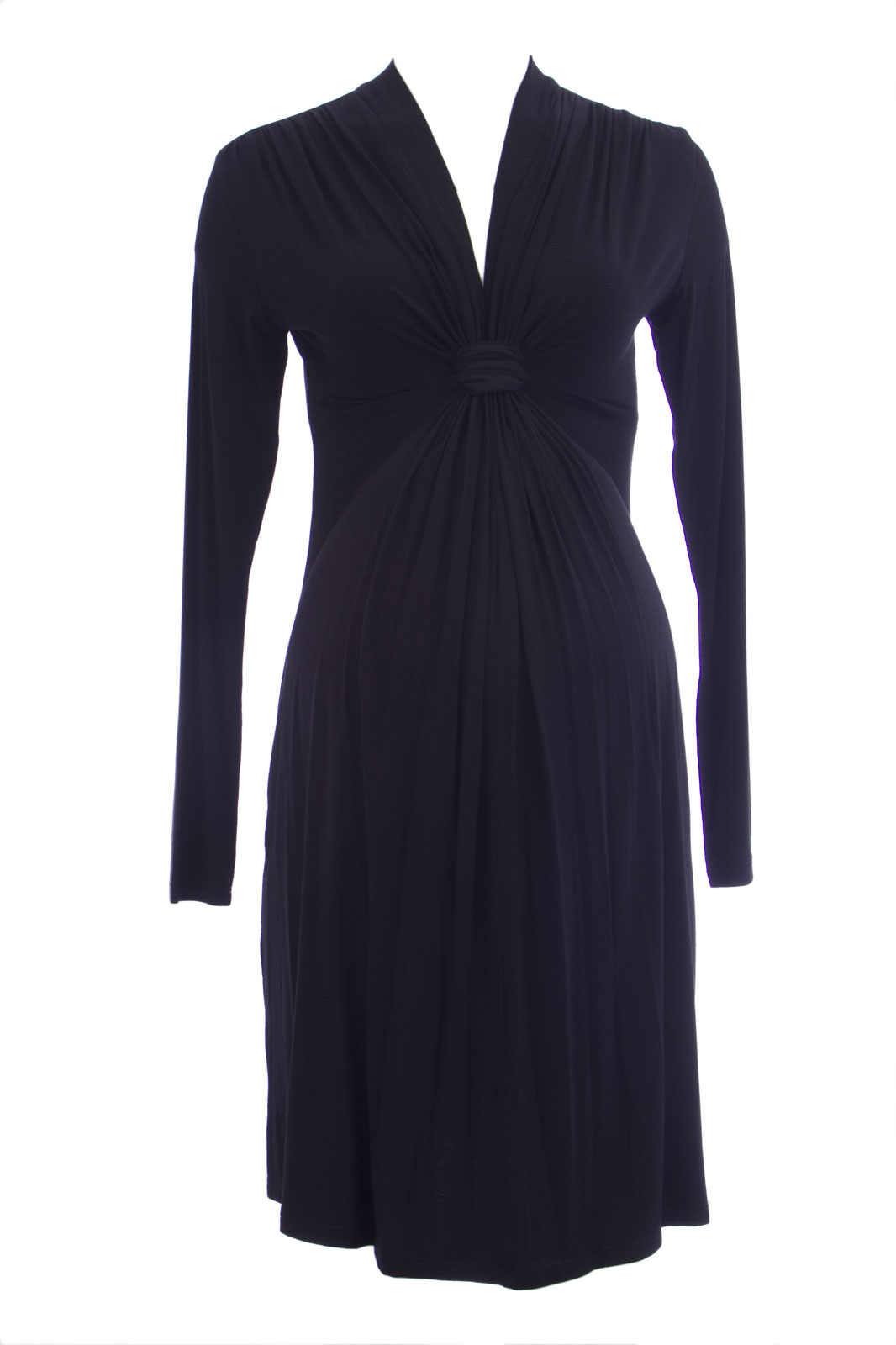 Olian maternity womens knot accent long sleeve dress 125 nwt ebay olian maternity womens black knot accent long sleeve dress s 125 nwt ombrellifo Choice Image
