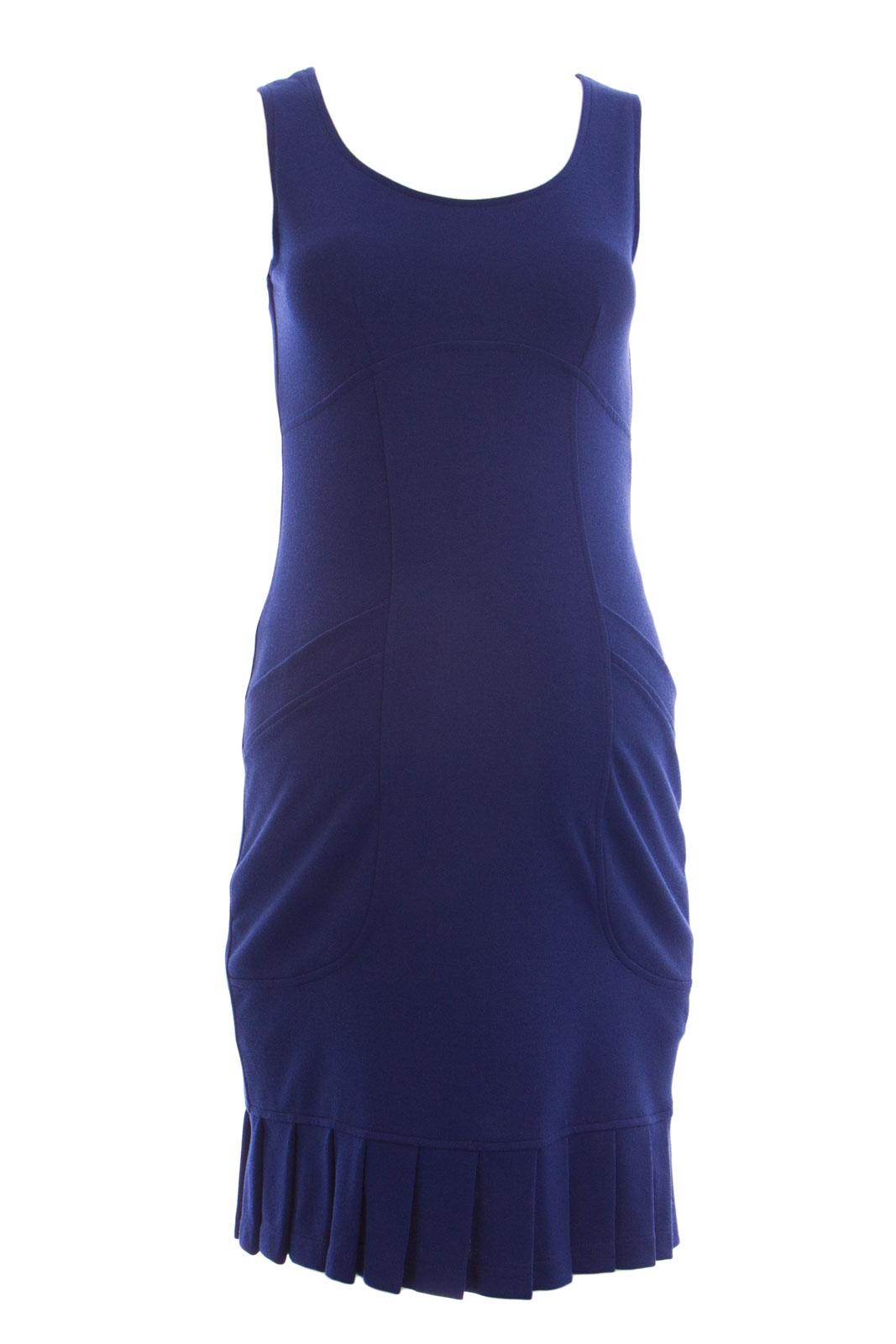Olian maternity womens pleated hem sleeveless pullover dress 140 olian maternity womens blue pleated hem sleeveless pullover dress xs 140 nwt ombrellifo Choice Image