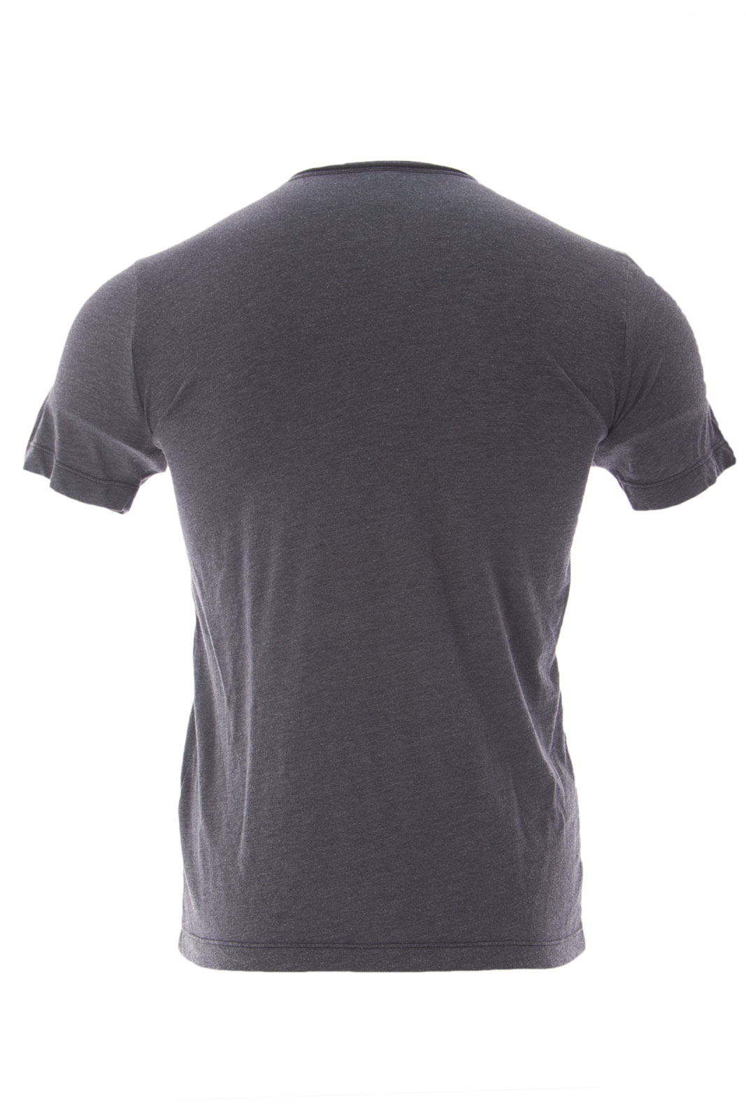 VELVET by Graham   Spencer Men s Denim Raw Edge Cotton Slub Pocket Tee XXL   70 033ced1854e