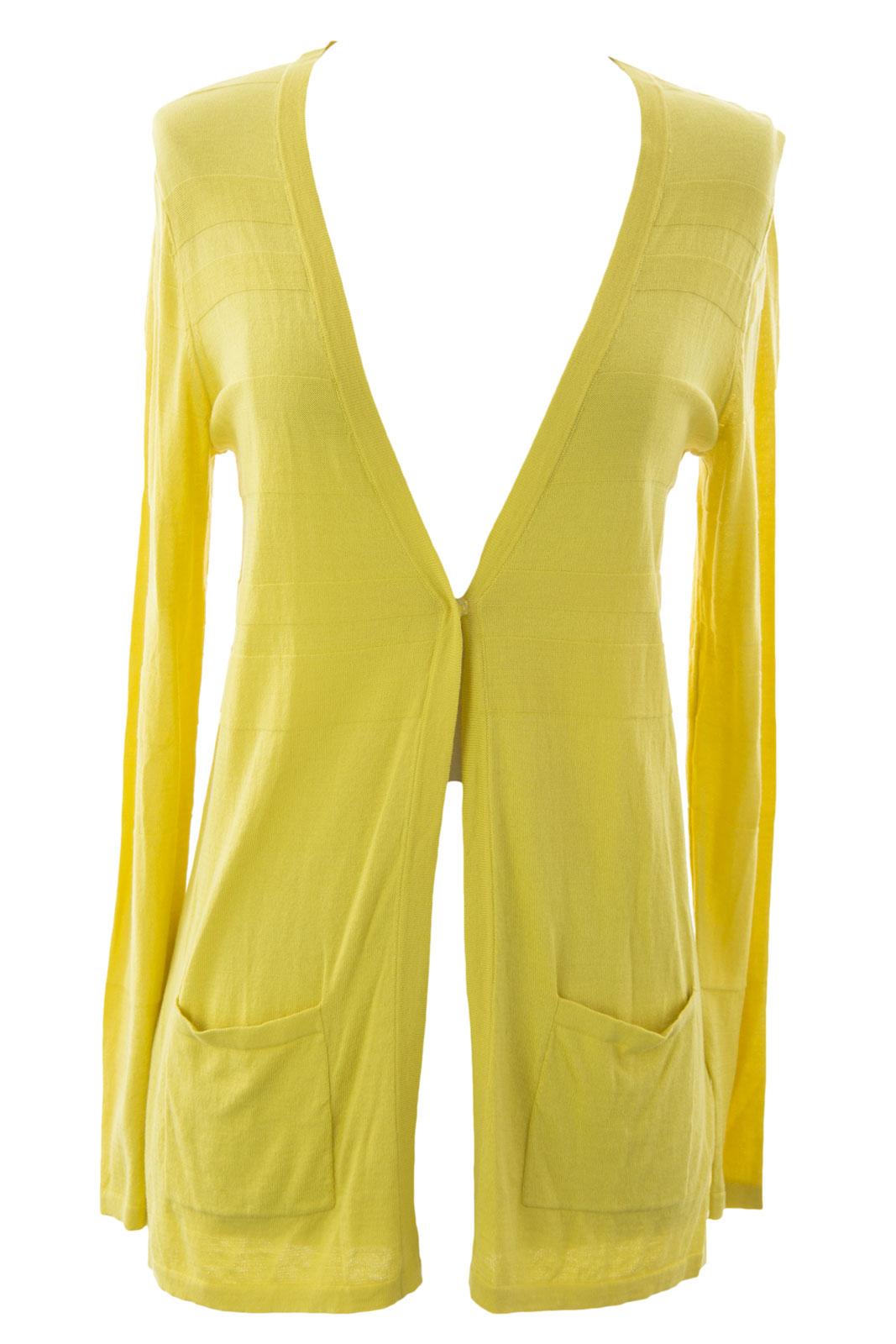 August Silk Women's Petite Textured Single Button Cardigan PXL ...