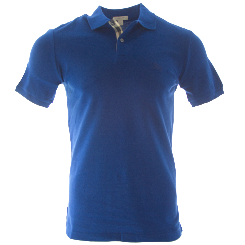 Navy Blue Burberry Polo Shirt Sale Off42 Discounts