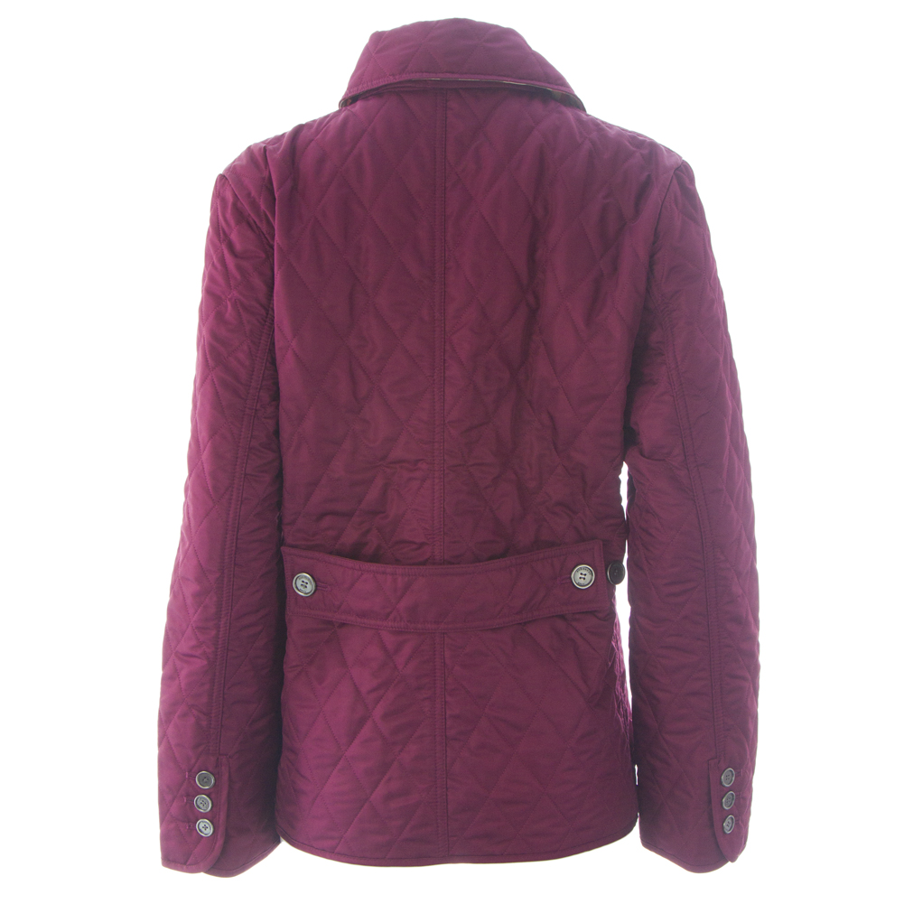 Burberry Brit Women S Copford Diamond Quilted Jacket 595