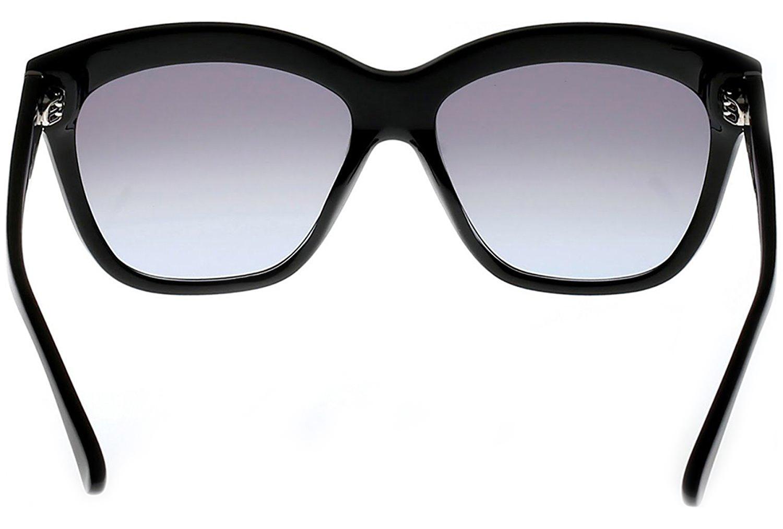 f591cc27fb GUESS by Marciano Swarovski Crystal Oversized Cateye Sunglasses GM729  -Shiny Black NEW