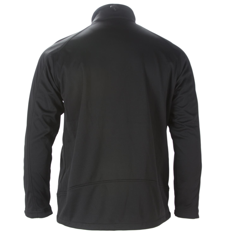 Millet Mens W3 WDS Pro Soft Shell Jacket Medium Black