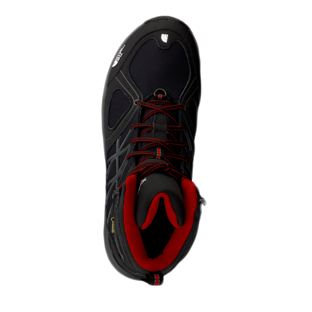 138b0d52428 Details about The North Face Men's TNF Black/TNF Red Ultra Extreme GTX  Hiking Boots $170 NEW