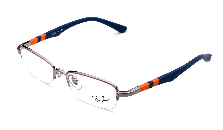 Ray-Ban Kid\'s Semi-Sin Montura Metal marcos de anteojos RB1031 $99 ...
