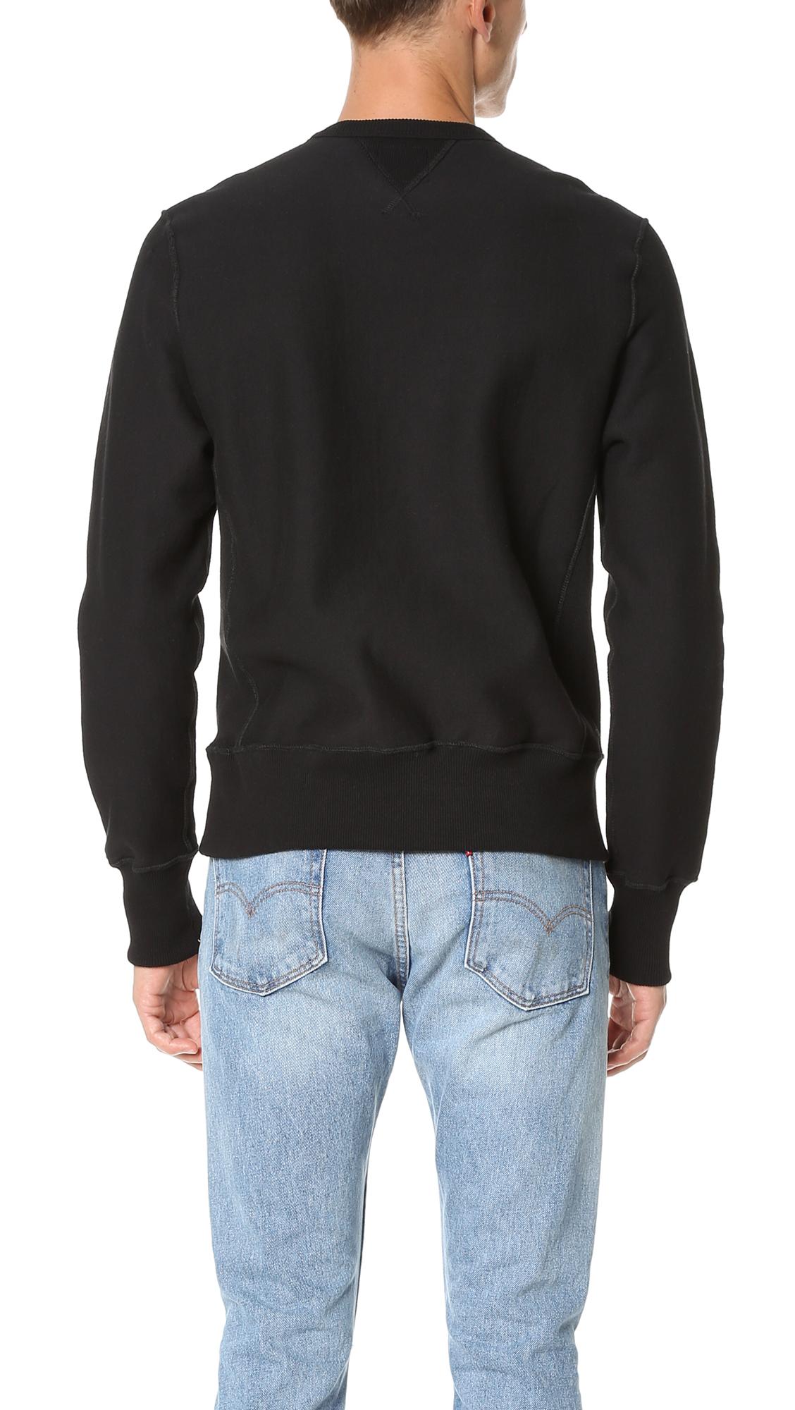 972049a39671 Todd Snyder + Champion Men's Reverse Weave Crewneck Sweatshirt $148 ...